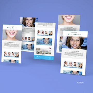 Web Design – Huang Dental
